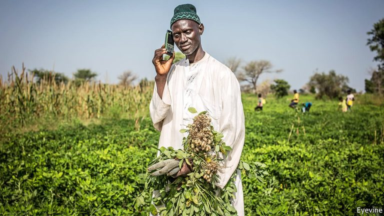 How technology can be used to leapfrog Africas agriculture