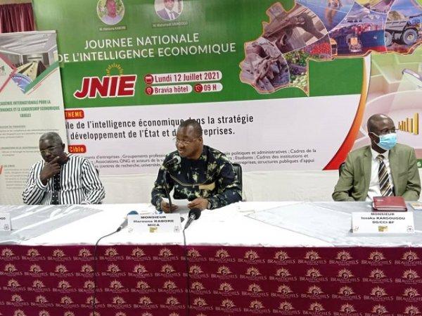 Journée nationale de l'intelligence économique au Burkina Faso