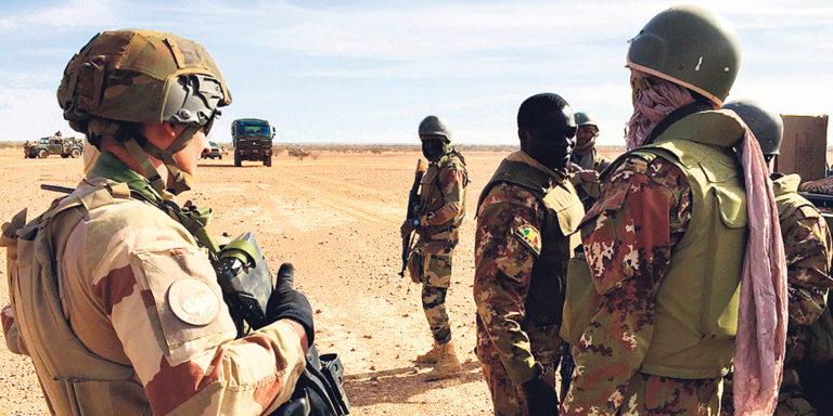 Et si la junte militaire malienne pesait sur la présidentielle française de 2022 ?