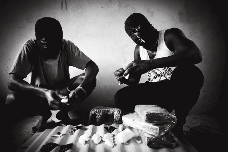 Progrès vertigineux de l'industrie de la drogue en Afrique de l'Ouest