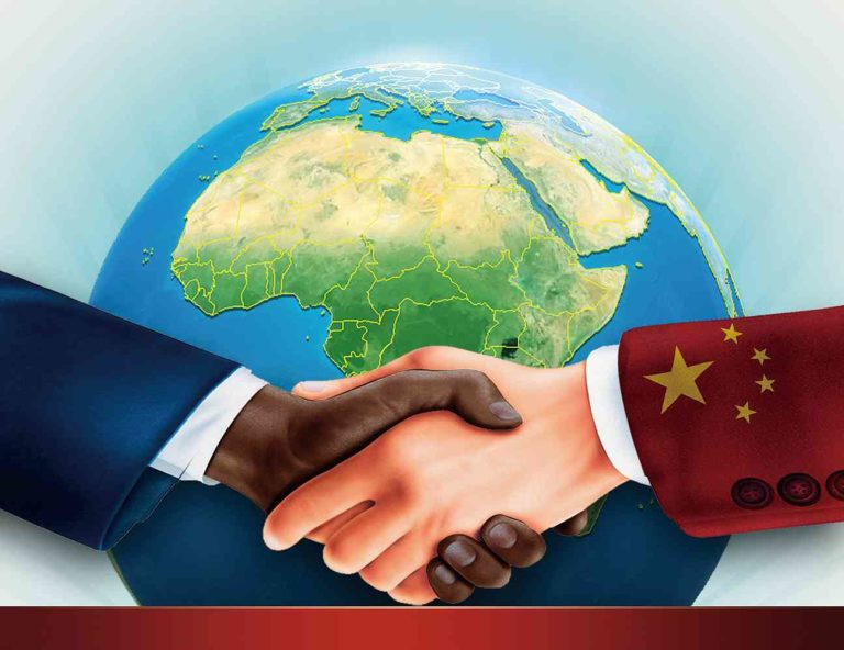 The Republic of China deepens security ties with Africa
