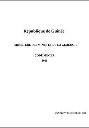 CM Guinée 2011
