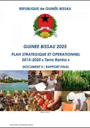 Plan Guinée Bissau 2015