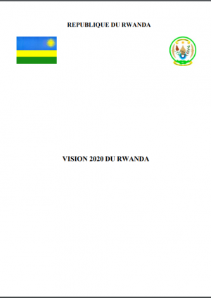 Plan Rwanda 2020