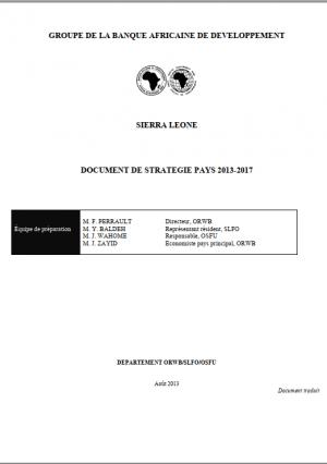 Plan Sierra Leone
