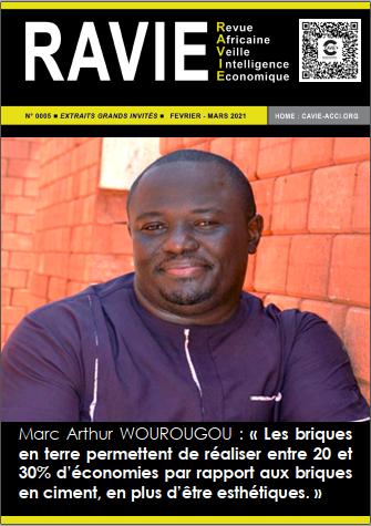 RAVIE N°5 - Marc Arthur WOUROUGOU