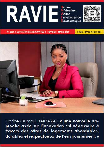 RAVIE N°5 - Carine Oumou HAIDARA