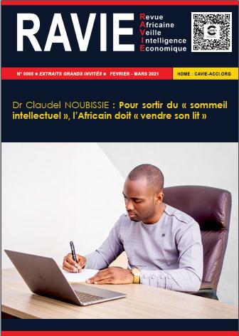 RAVIE N°5 - Dr Claudel NOUBISSIE