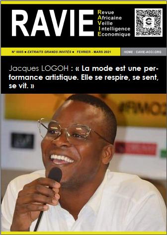 RAVIE N°5 - Jacques LOGOH