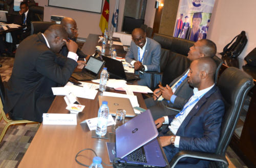IEDDA III - Promotion « TANDEM MUNA »  Yaoundé, les 28-29-30 Août 2019 Candidats dûment certifies