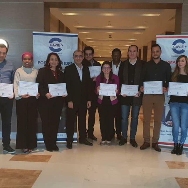 VIMA 3 - PROMOTION « HABIB BOURGUIBA » Tunis, les 07-08-09 Février 2019 (2)