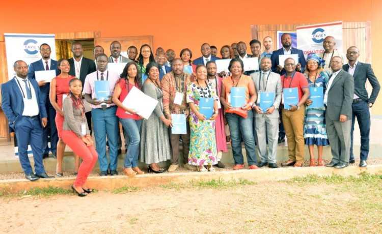 VIMA 5 - Promotion « FÉLIX MOUMIÉ » Yaoundé les 22 au 26 Janvier 2019 Candidats dûment certifies