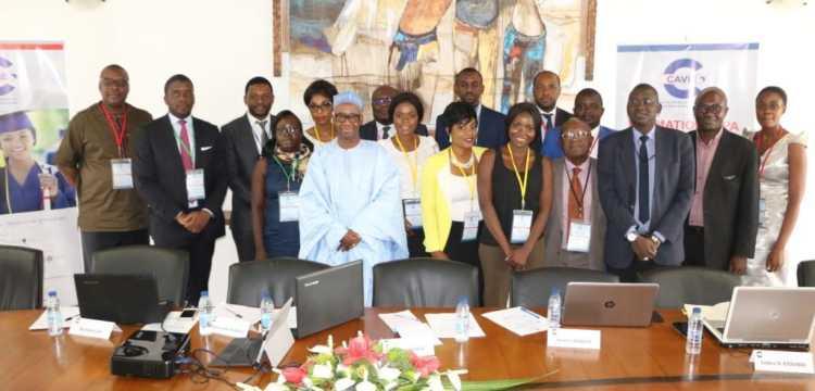 VIMA III - Promotion « DUALA MANGA BELL » Douala, les 04-05-06 Mars 2019 Candidats dûment certifies
