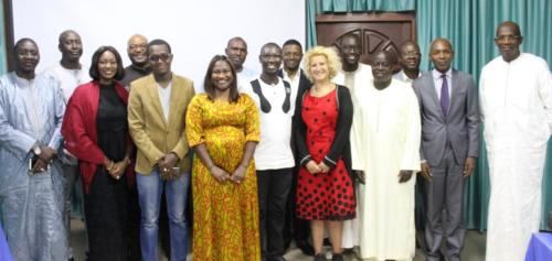 VIMA III - Promotion « CHEIKH ANTA DIOP » Dakar, les 17-18-19 Avril 2019 Candidats dument certifies