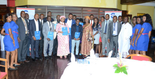 VIMA III - Promotion « RUBEN UM NYOBE » Yaoundé les 27-28-29 Mai 2019 Candidats dûment certifies