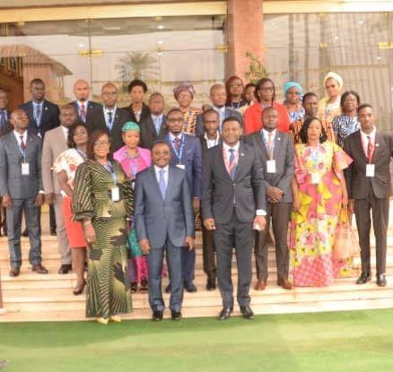 Formation et Certification des Collaborateurs Parlementaires (FCCP) du 17 au 28 février 2020 au Palais de l'Assemblée nationale du Cameroun